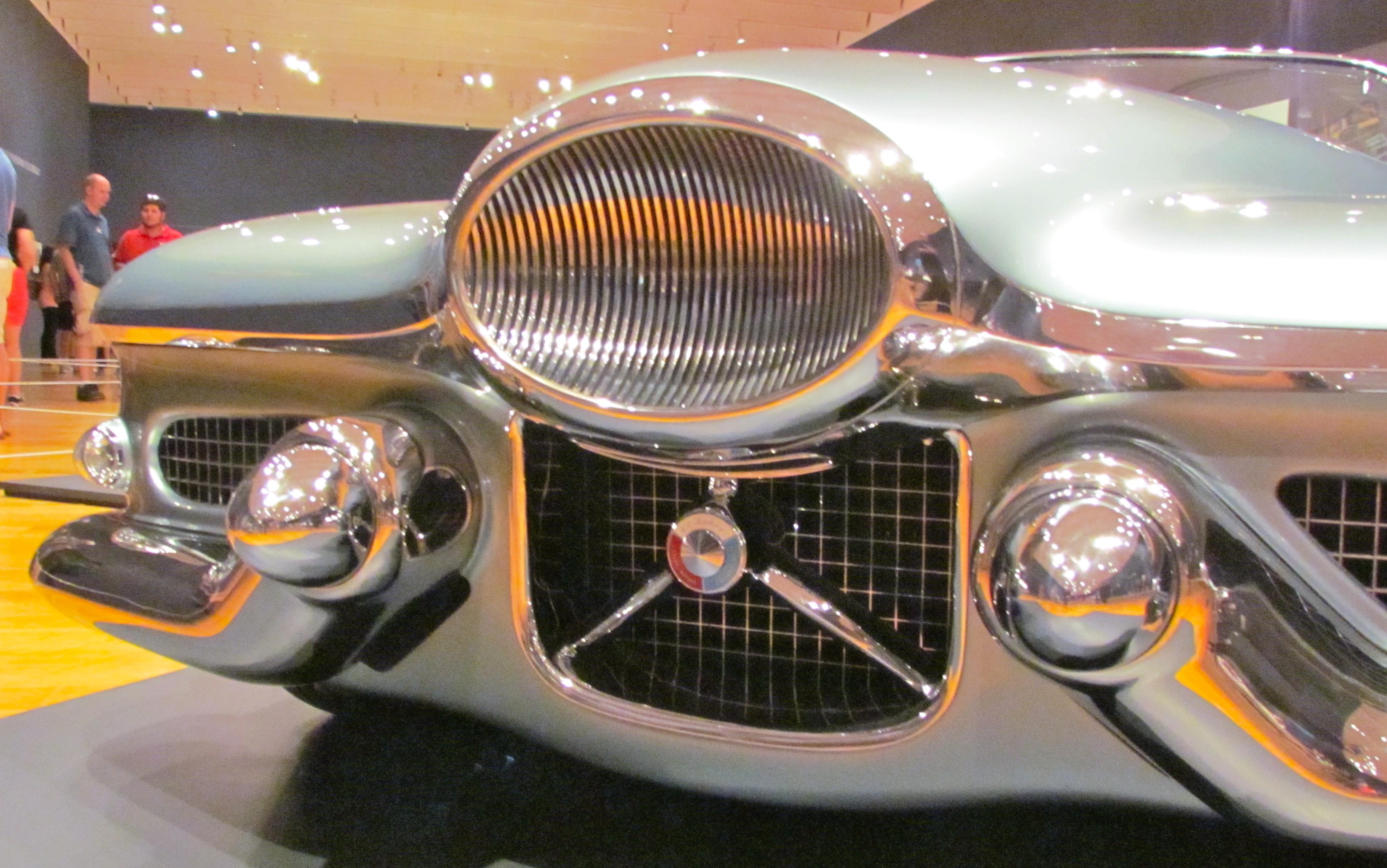 Dream cars, Dream Cars at the High Museum of Art, Atlanta, ClassicCars.com Journal