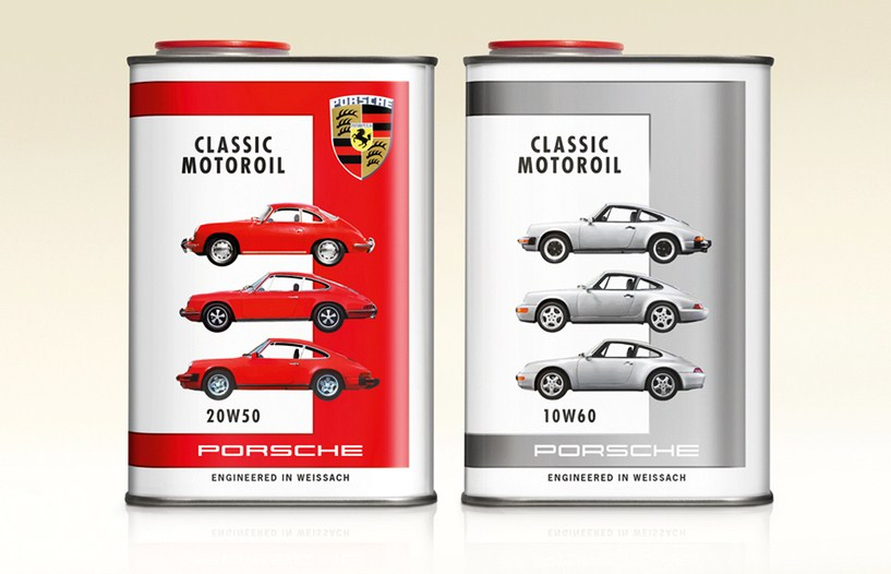 Porsche Classic Motor Oil comes in two blends for earlier cars and later 911s | Porsche Classic