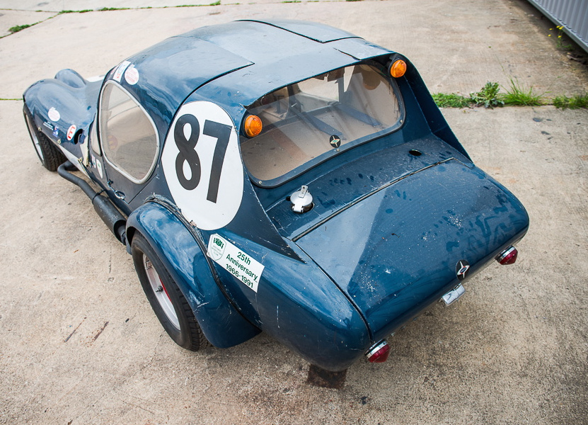 G128 needs restoration before it goes vintage racing