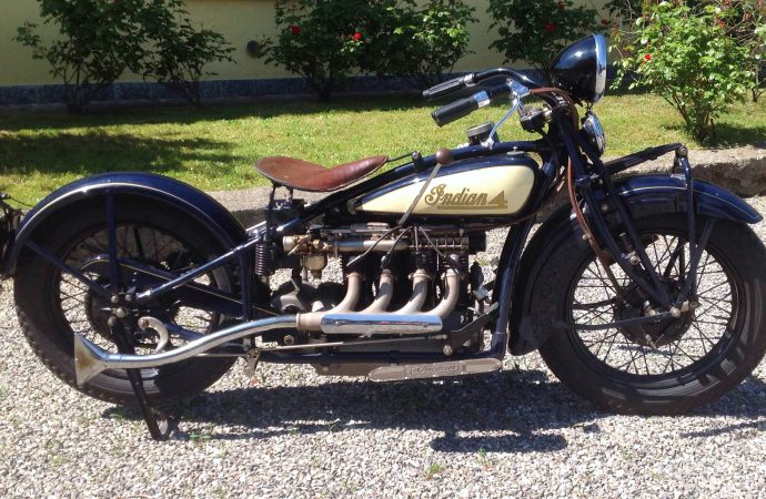 Coys returns to motorcycle sales at British auction