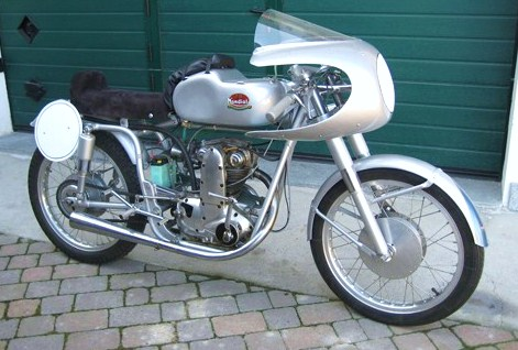 The 1953 Mondial 125 reached a strong $103,000 | Coys