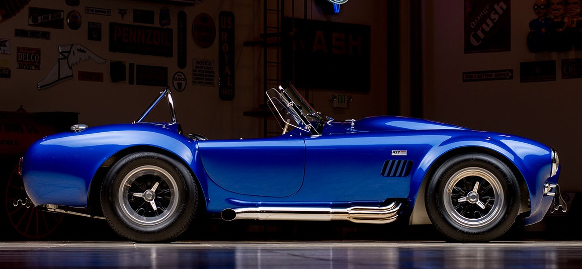 1966 Shelby Cobra 427 Super Snake | Barrett-Jackson photo
