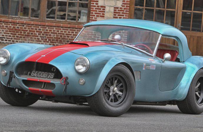 Artcurial's Le Mans auction exceeds expectations
