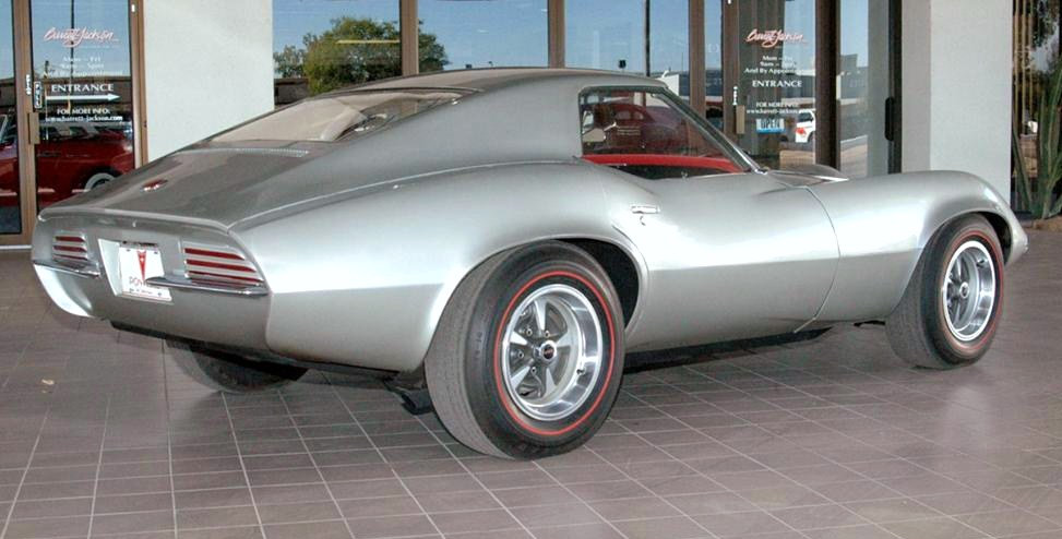The Banshee coupe was saved from the scrapyard | Barrett-Jackson