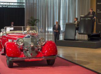 Bonhams' sale at Mercedes museum totals more than $16 million