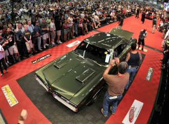 Mecum's inaugural Harrisburg auction tops $21 million
