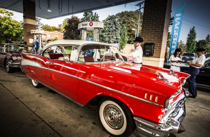 Hagerty pumps 1,400 gallons into more than 200 classics at rollback prices