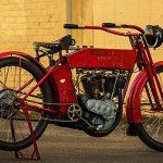 Harley rear