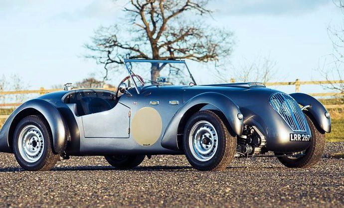 Silverstone Auctions hits top sales total in its history