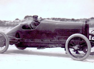 Classic Profile: 1916 Hudson Super-Six factory racer