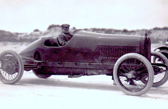 Classic Profile: 1916 Hudson Super-Six factory racer