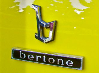 Bertone designers were a who's who of styling skills