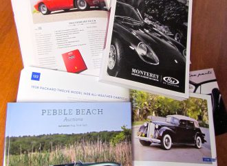 It's Christmas in July as Monterey catalogs arrive