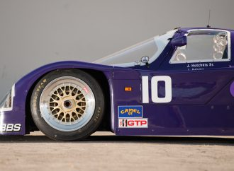 Porsche 962 returns to Monterey, but this time instead of historic racing, it's up for auction