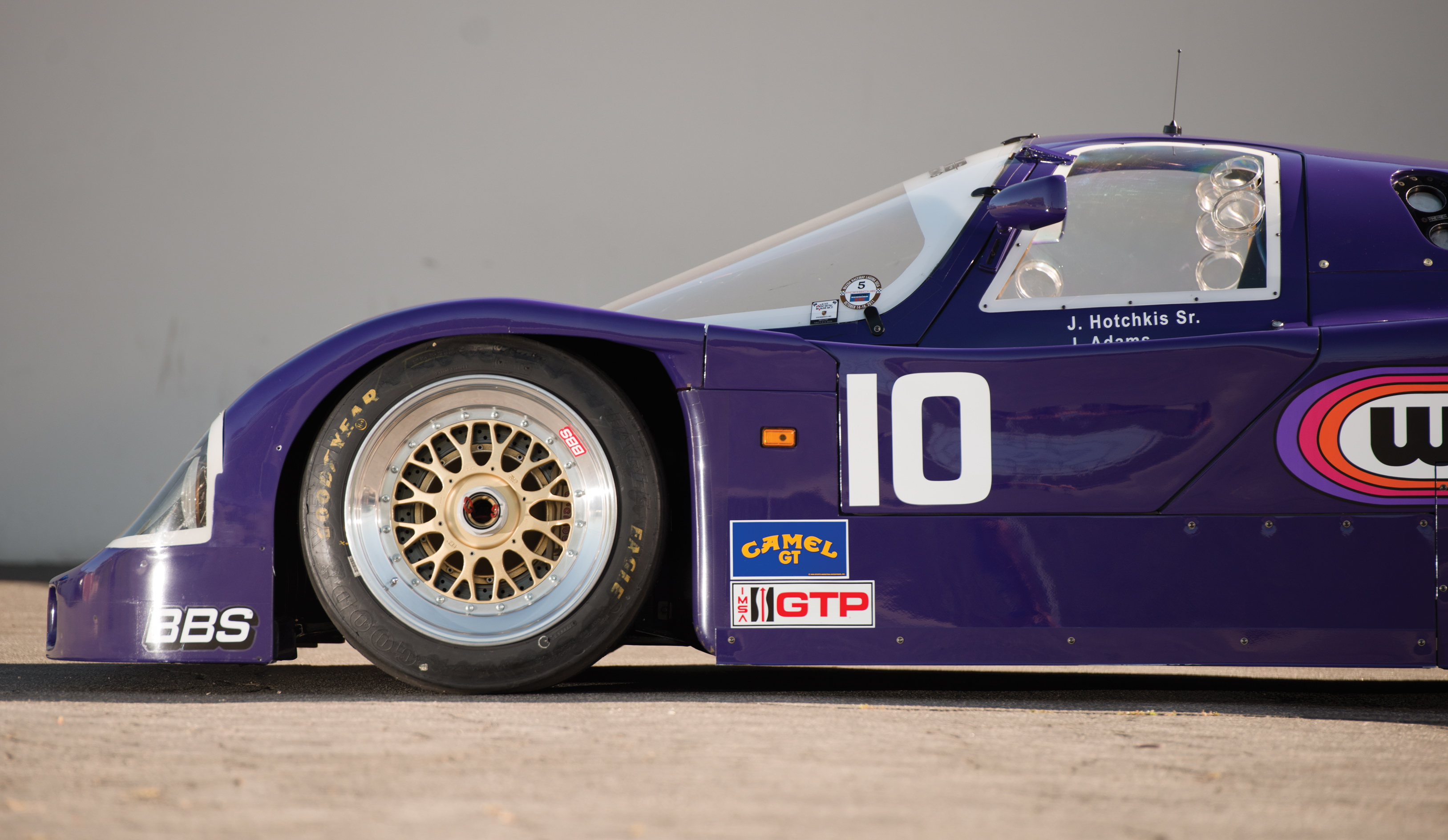 Porsche 962 returns to Monterey, but this time instead of historic ...