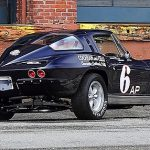 Mecum corvette rear