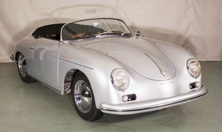 The 1958 Porsche 356 Speedster is ready for driving fun   Coys