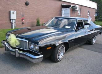 My Classic Car: Wayne's 1975 Ford Torino