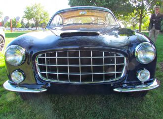 Eye Candy: Concours d'Elegance of America 2014 preview day