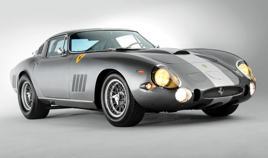 One of world\'s rarest competition Ferraris headed to RM auction in ...
