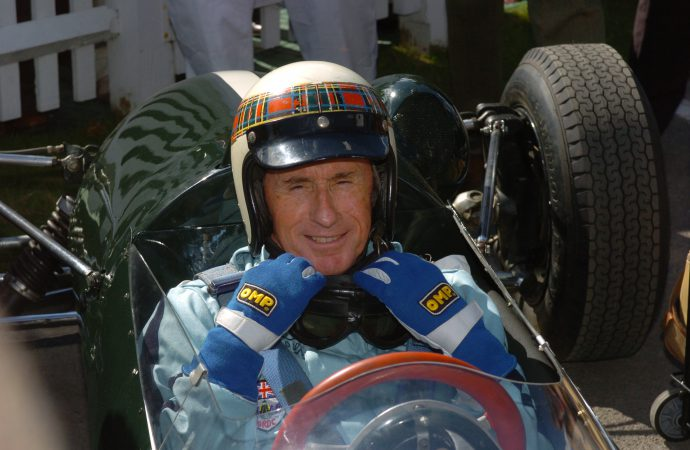 Goodwood Revival salutes Jackie Stewart