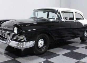 1957 Ford 'sleeper' custom