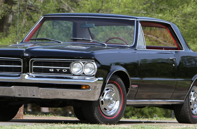 Charlotte AutoFest to feature Pontiac GTO anniversary