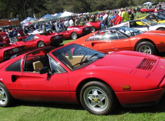 My trip to Monterey for the greatest car week of the year