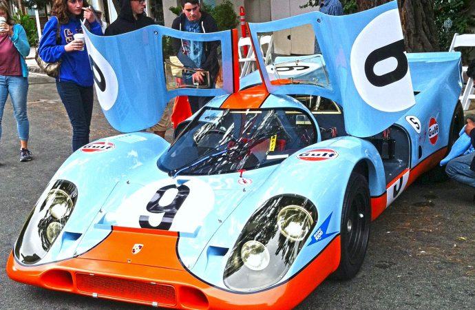 Junior Journalist Report: Monterey Classic Car Week