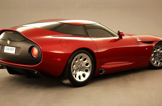 Concorso Italiano changes day and venue, features display of modern Zagato creations