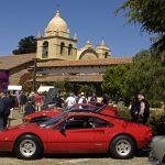 Carmel Mission Classic #85-Howard Koby photo