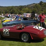 Great Ferraris-1949 Ferrari Barchetta-Robert and Anne Lee #276-Howard Koby photo