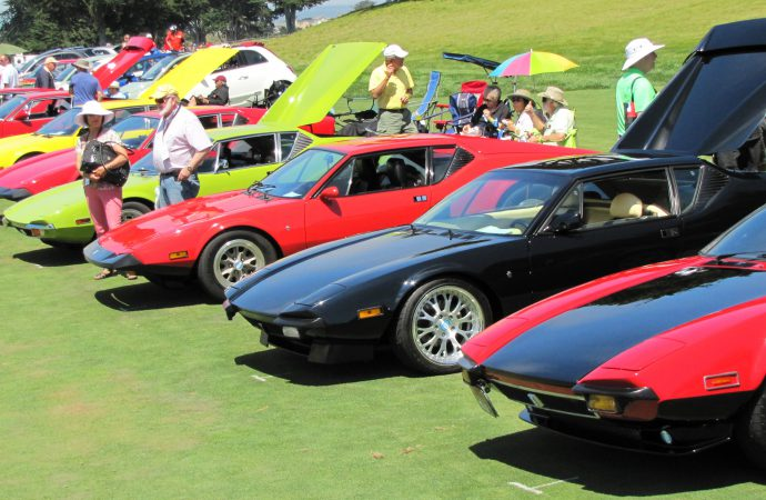 Monterey magic: Passion, wonder for great classic cars