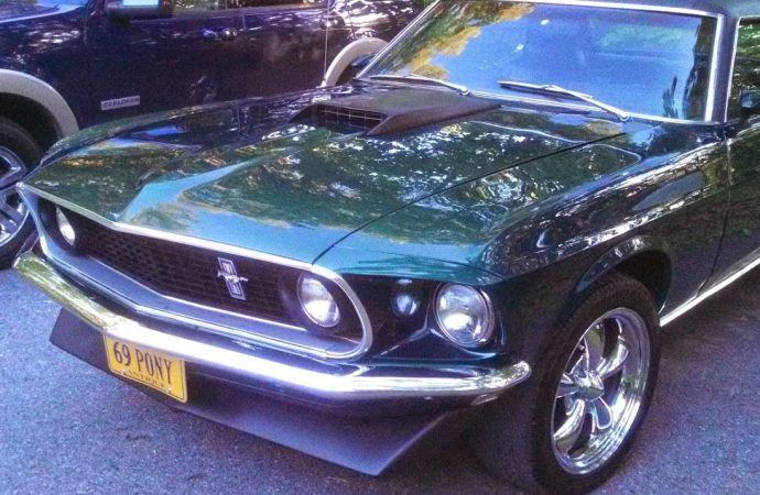 My Classic Car: Curt's 1969 Ford Mustang Grande