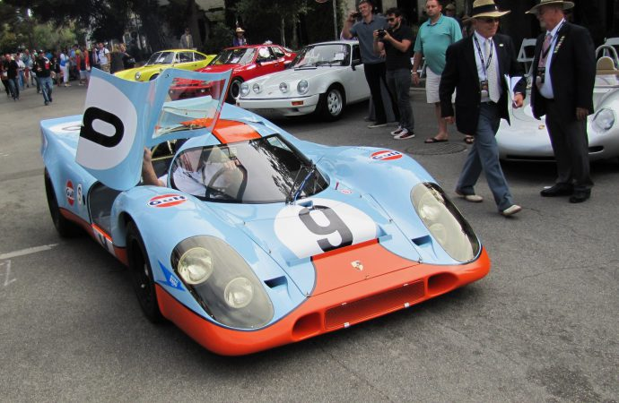 Carmel Concours starts Monterey classic car festivities