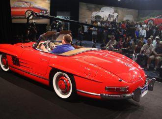 Auctions America hits $17.5 million at California sale