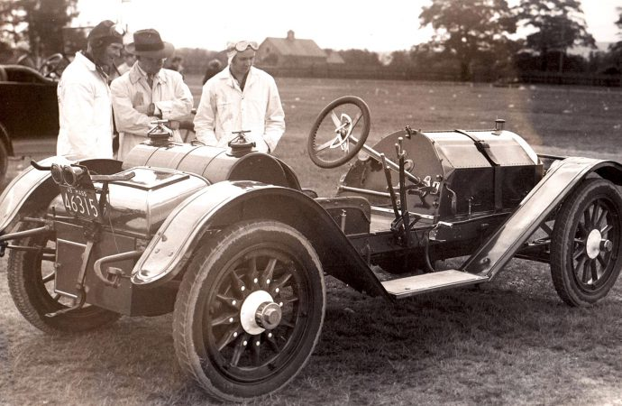 Classic Profile: 1913 Mercer, a car to be admired
