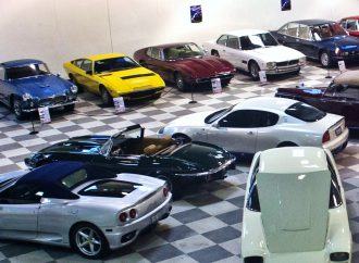 Riverside automobile museum celebrates Maserati's 100th year with expert guest