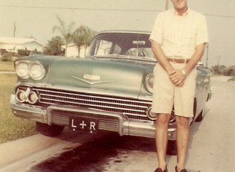 My Classic Car: Ron's 1958 Chevrolet Delray