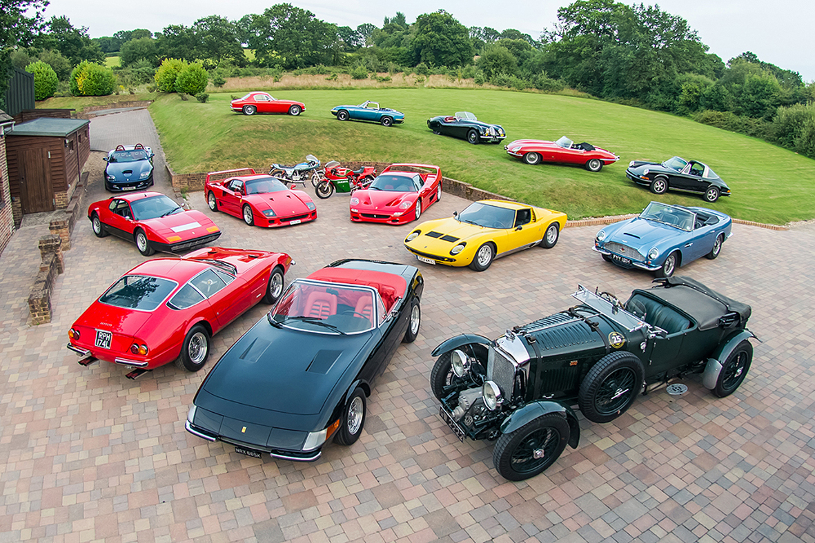 Stradale Collection offering cars and motorcycles at Silverstone\'s ...