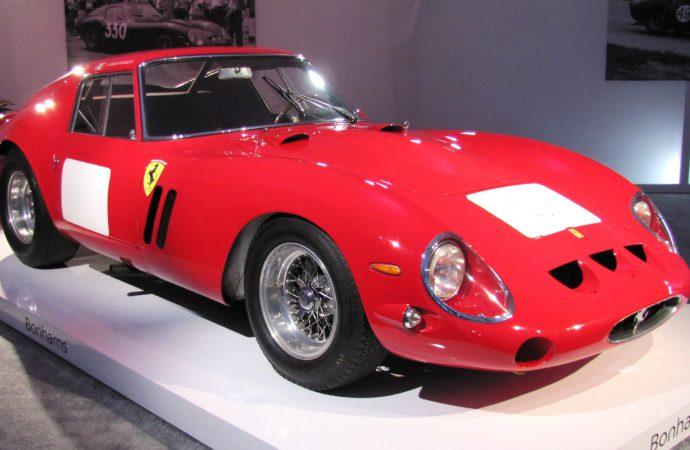 Ferrari 250 GTO reaches $38 million in sale at Bonhams