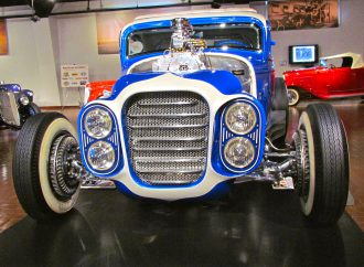 American Legends — Hot Rods & Customs at the Gilmore Car Museum