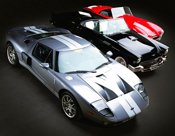Ford GT, F'bird and Cobra among Sam Pack cars going to auction | Teddy Pieper photo for RM