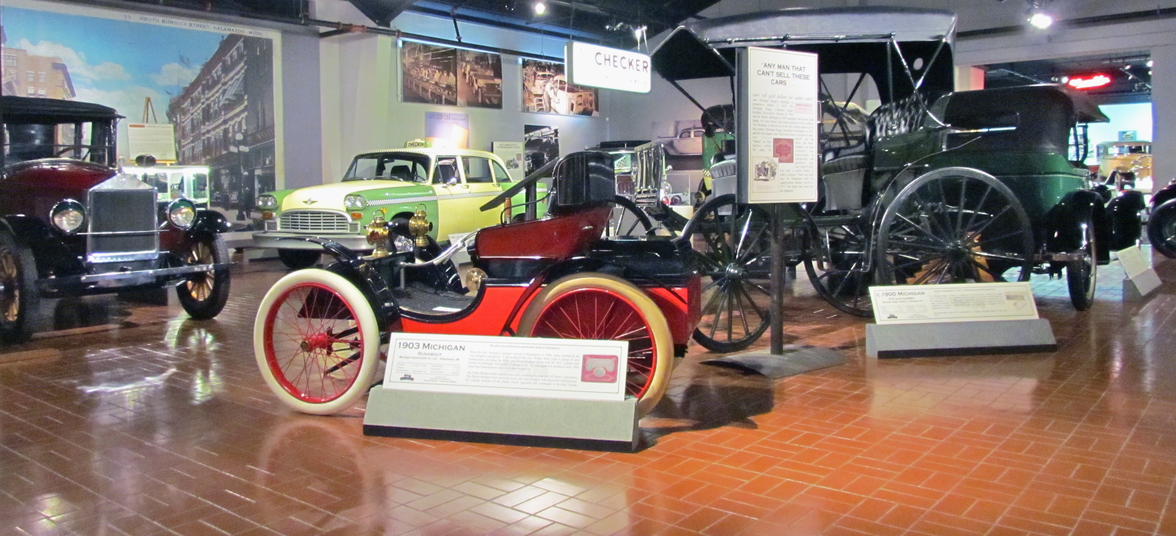 The cars of Kalamazoo - ClassicCars.com Journal