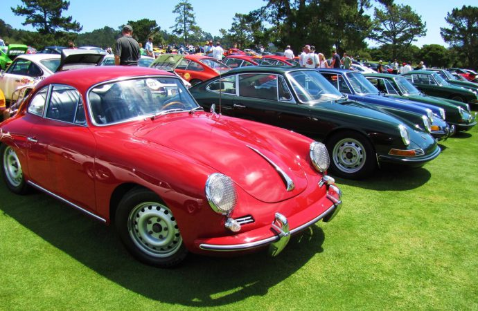 Porsche faithful celebrate at Werks Reunion