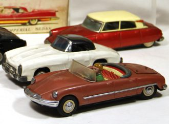 Bonhams offers some more-affordable collectibles