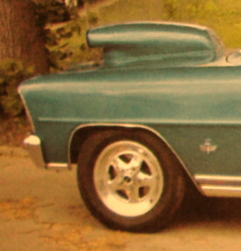 My Classic Car: Donnie's 1966 Chevrolet Nova