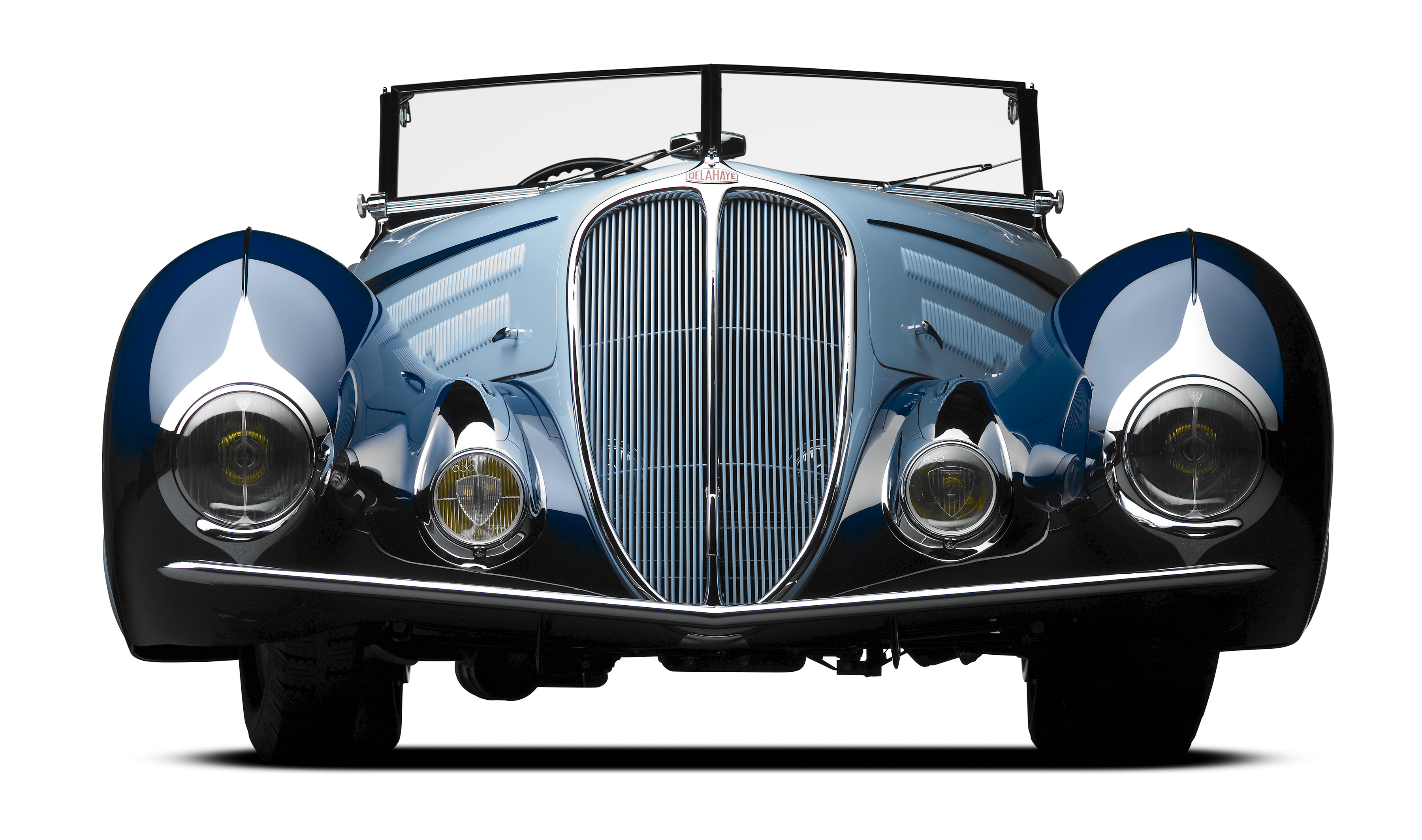 Mullins' 'Star of India' Delahaye acclaimed best of the beauties at