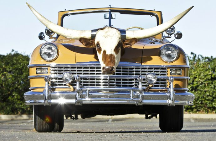 Amelia Island Concours rounds up cowboy-cars class