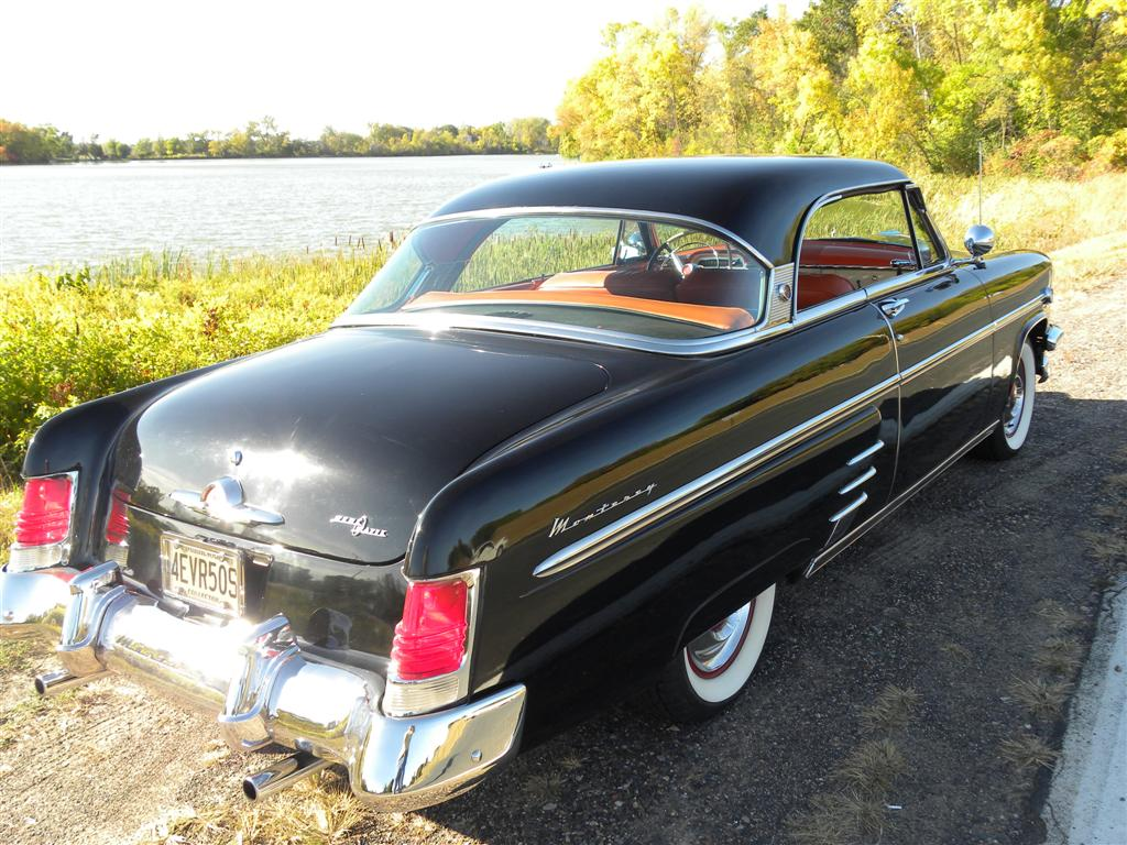 My Classic Car Dukes Mercury Monterey ClassicCarscom Journal - My classic car